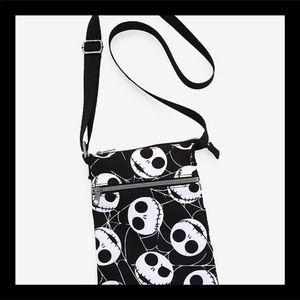 ❗️NEW❗️Loungefly Jack Skellington Crossbody Bag